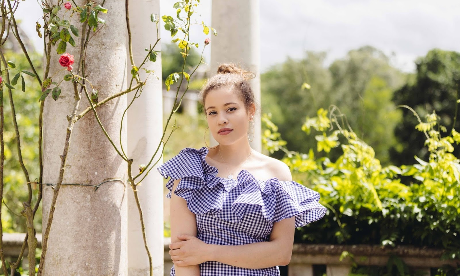 THE Gingham Dress of the Summer!