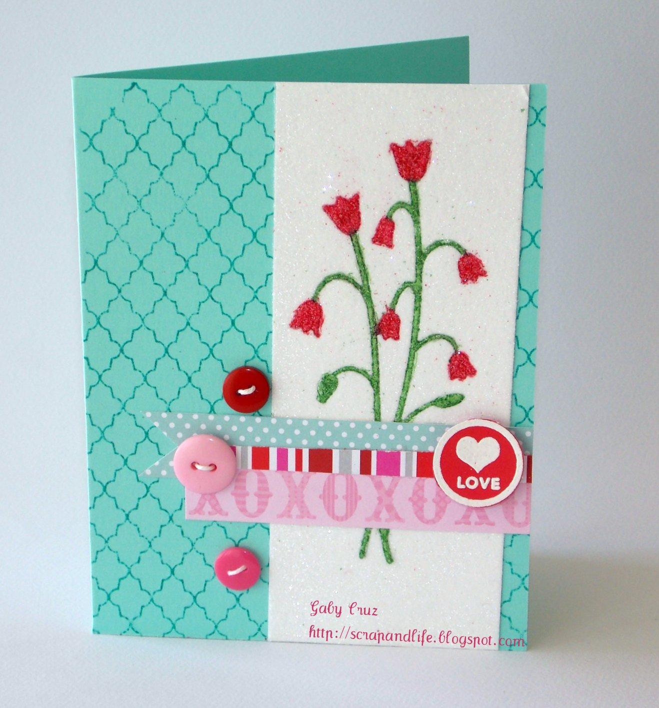 Sweet Card Club Una Tarjeta Para Nuestro Amor