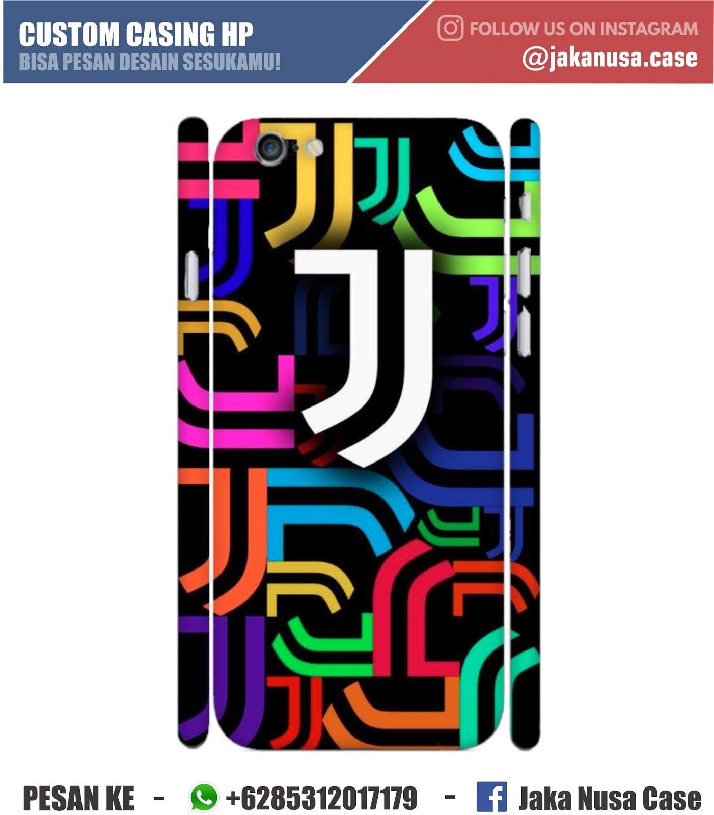 Jasa Desain Wajah: Casing HP Gambar Logo Juventus Terbaru 2019/2020 Harga Ter