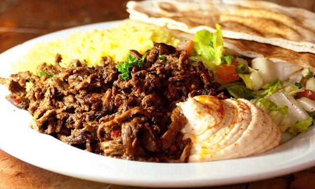 The term Shawarma is a derivative of the Arabic Lebanese verb Shawa How to Make Beef Shawarma: Original Lebanese Recipe