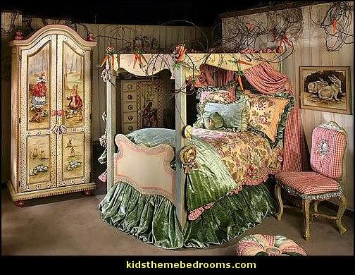 Peter Rabbit Bedroom Decorating