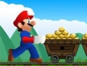 صورة لعبة ماريو جامع الذهب