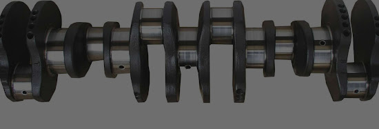 Reconditioned Crankshafts