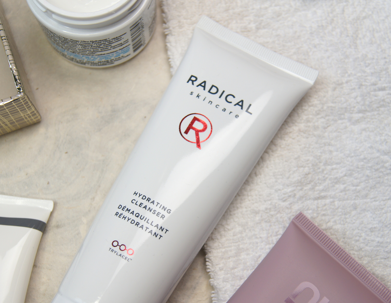 radical skincare hydrating cream cleanser review