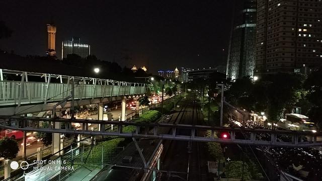 Hasil Foto Xiaomi Mi6 Malam Hari Tanpa HDR