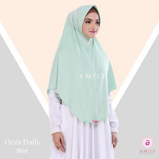 Hijab Amily Ozza Daily Mint