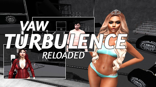SECOND LIFE WRESTLING • VAW TURBULENCE RELOADED (11/15/2018) MEET ELIJAH THE GIANT