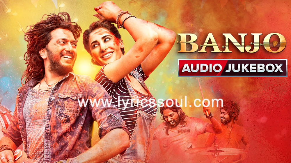 The Om Ganapataye Namaha Deva lyrics from 'Banjo', The song has been sung by Nakash Aziz, Vishal Dadlani, . featuring Riteish Deshmukh, Nargis Fakhri, , . The music has been composed by Vishal-Shekhar, , . The lyrics of Om Ganapataye Namaha Deva has been penned by Amitabh Bhattacharya,