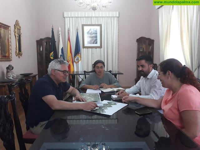 El Gobierno de Canarias destinará más de 100.000 euros para terminar de asfaltar el último tramo de la LP-2 hasta El Charco