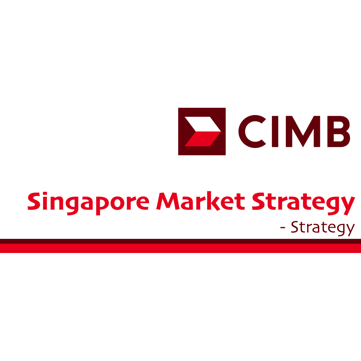 Singapore Strategy - CIMB Research 2017-02-09: Pioneers of the next generation