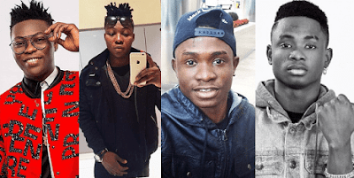 Music Singer Reekado Banks Is Not Going To Apologize For Saying That He Is Better Than Lil Kesh-Manager