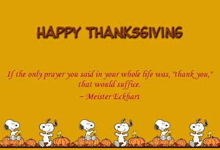 Thanksgiving-Quotation