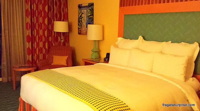 Apartamento do Renaissance Curaçao Resort