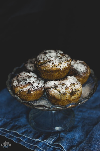 Wegańskie Muffiny z Fasoli bez Mąki