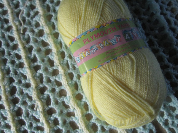 Plymouth, Dreambaby, 4 ply, fingering weight, yarn