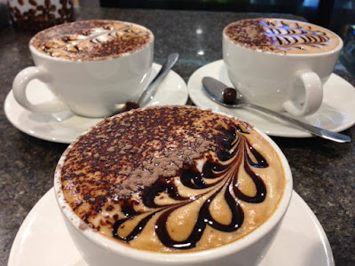 coffee tasting-date ideas
