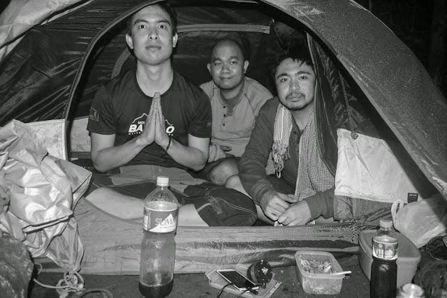 (L-R) Aldrin, Zaldy, Edmund during Socials