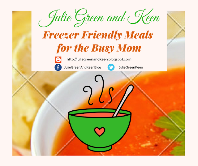recipes of freezer friendly meals