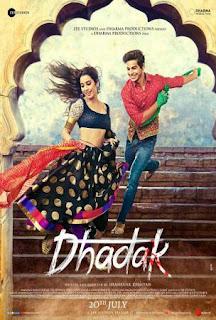 Film Dhadak 2018 (Bollywood)