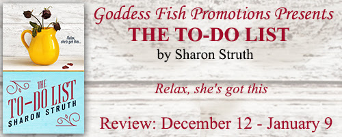The To-Do List by Sharon Struth - Book Review, Excerpt & Giveaway