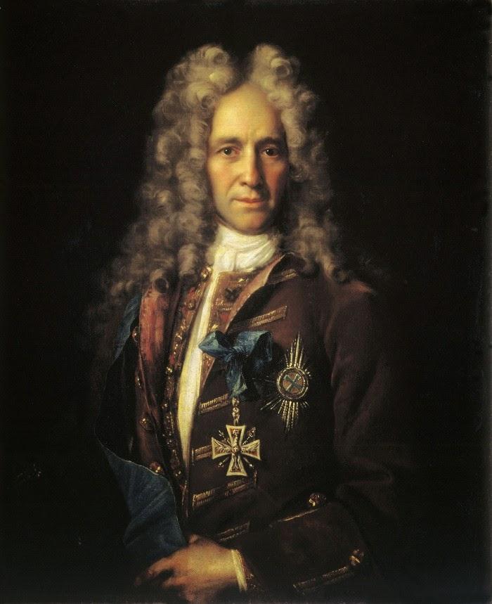 Портрет канцлера Головкина