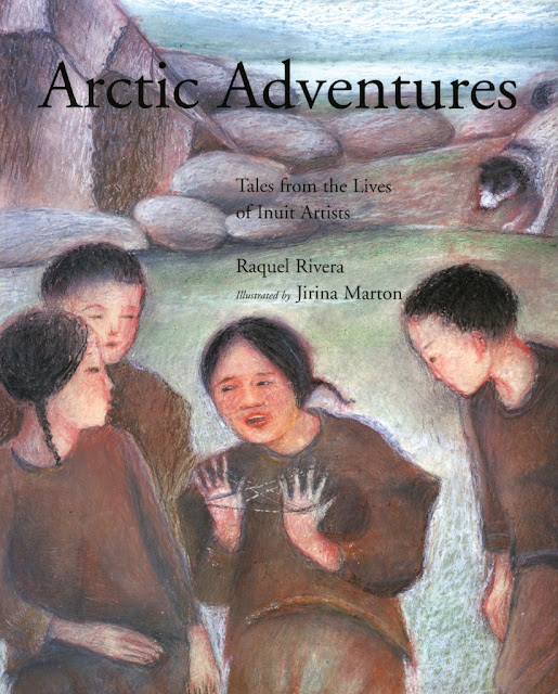 http://houseofanansi.com/collections/imprint-groundwood/products/arctic-adventures