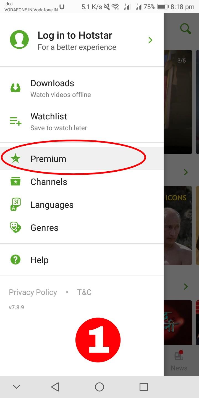 Hotstar Premium Crack Apk Download - iTechBlogs co