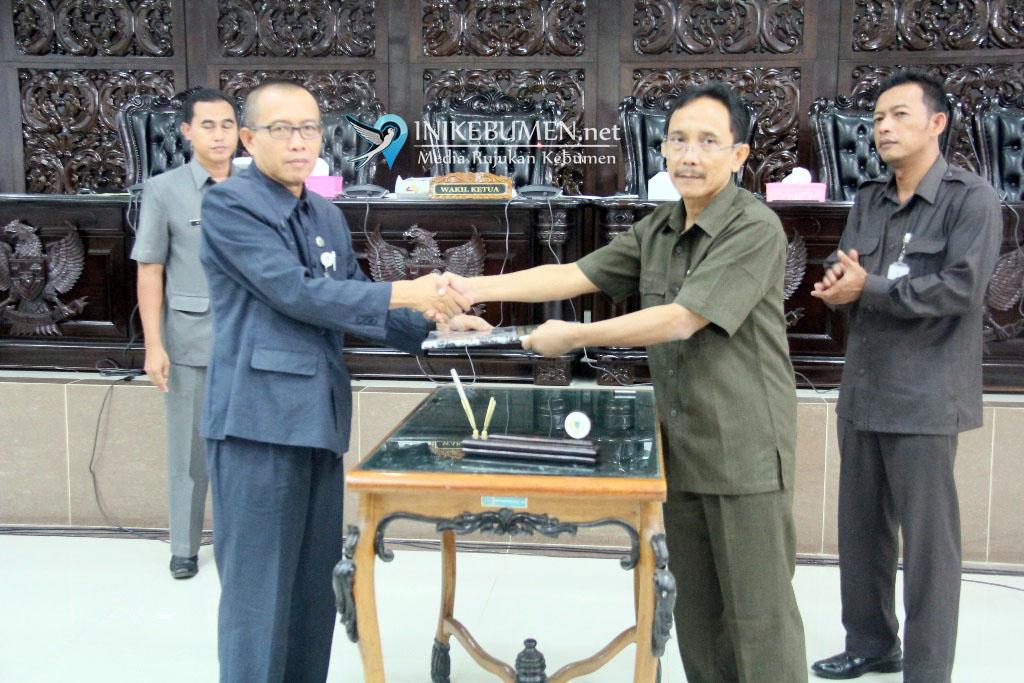 Tahun 2018 DPRD Bakal Bahas 13 Raperda, Salah Satunya Raperda Hari Jadi Kabupaten Kebumen
