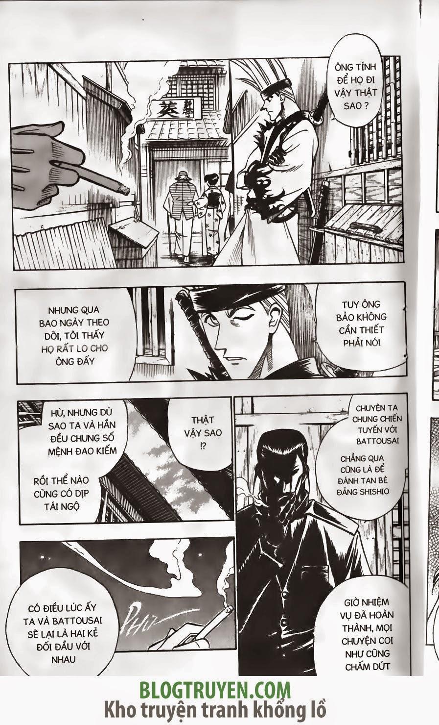 Rurouni Kenshin chap 151 trang 8