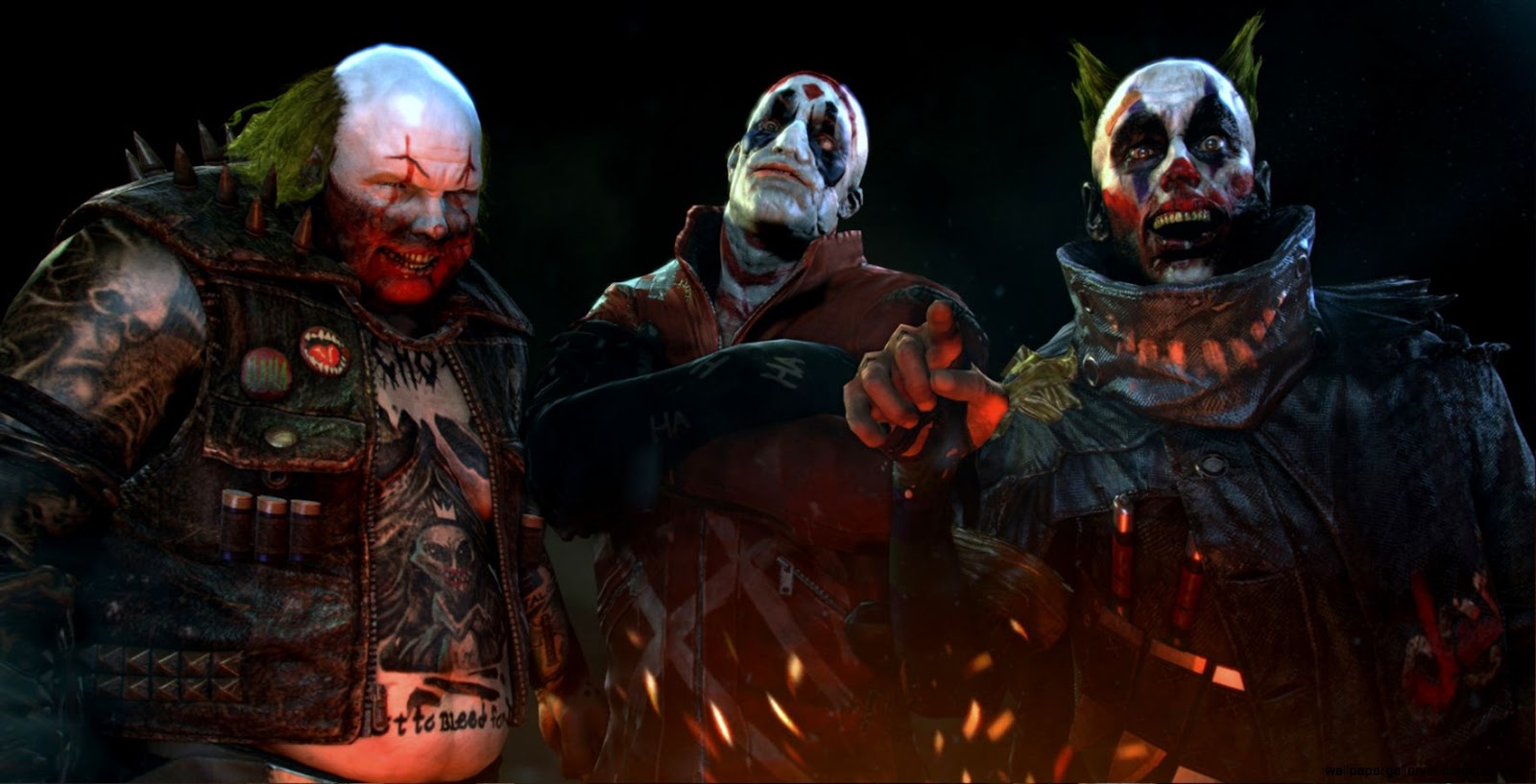 joker in batman arkham origins video games