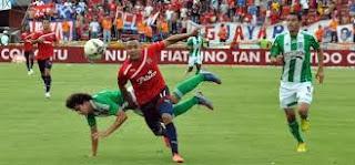 Independiente Medellin vs Atlético Nacional