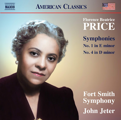 MusicWeb-International.com: Naxos CD of Florence Price Symphonies is Recommended