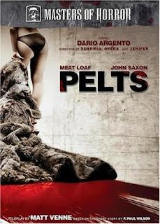 Pelts - Masters of Horror