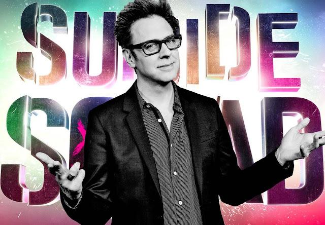 James Gunn Bergabung dengan Proyek Suicide Squad 2