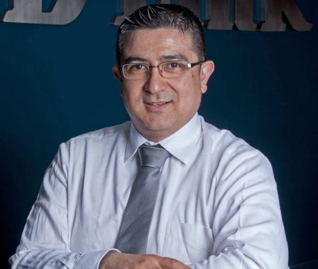 Claudio Torres, Regional Manager de D-Link.