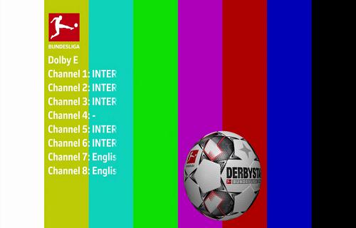 Bundesliga Eutelsat 7A/7B Biss Key 9 February 2019 - Satellite TV