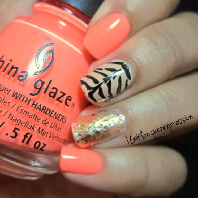 Flip flop nail 3
