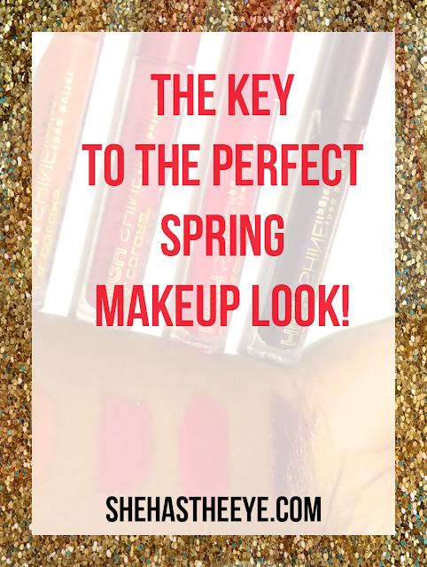 WOC Makeup Blogger | Spring Makeup Trends | Bblogger |