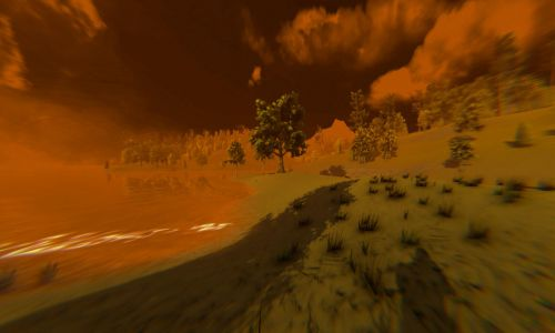 ESCAPE FROM VOYNA Dead Forest Game Setup Download