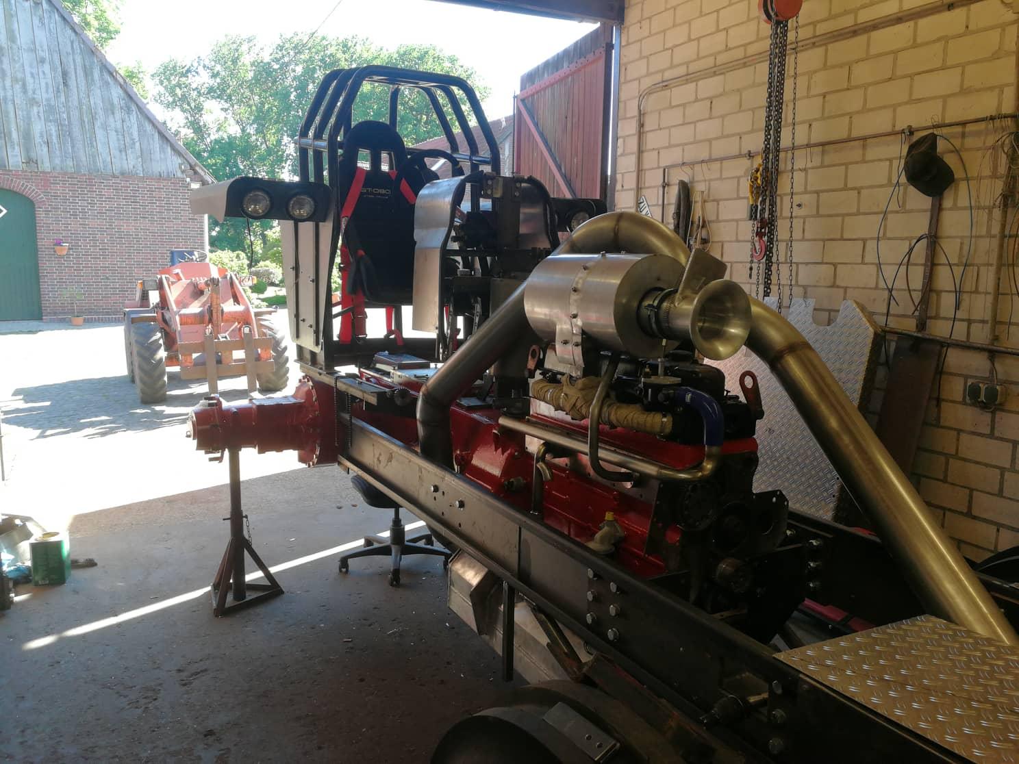 Tractor Pulling News - Pullingworld com: New Case IH Farm