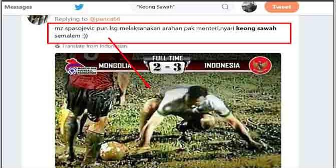 Gara-Gara Keong Sawah, Menteri Pertanian Dibully Netizen, Ngakak!