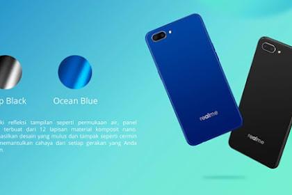 Realme C1, Android Murah dengan Spek Garang