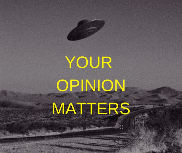Why do you think the decline of UFO sightings is happening.