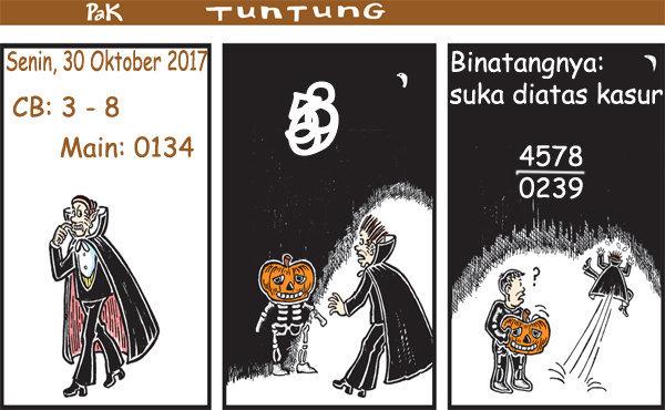 Prediksi Gambar Kode Syair Pak Tuntung Senin 30 10 2017