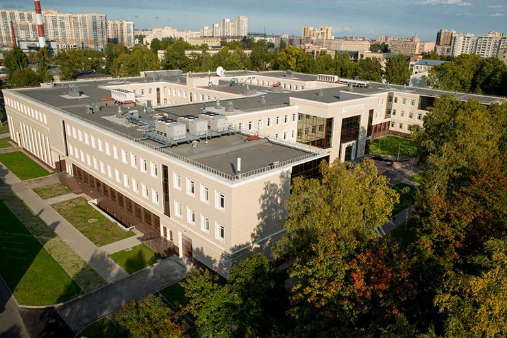 Робототехническая лаборатория будет располагаться в Научно-исследовательском корпусе (НИК) СПбПУ