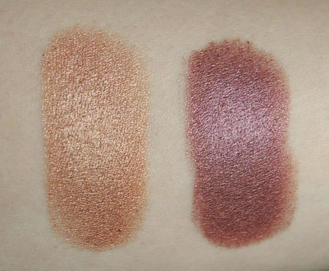 & other stories total tint sticks shimmy bronze tinsel plum swatches