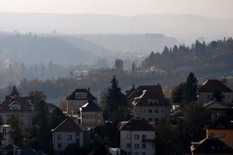 V kopcích nad Prahou