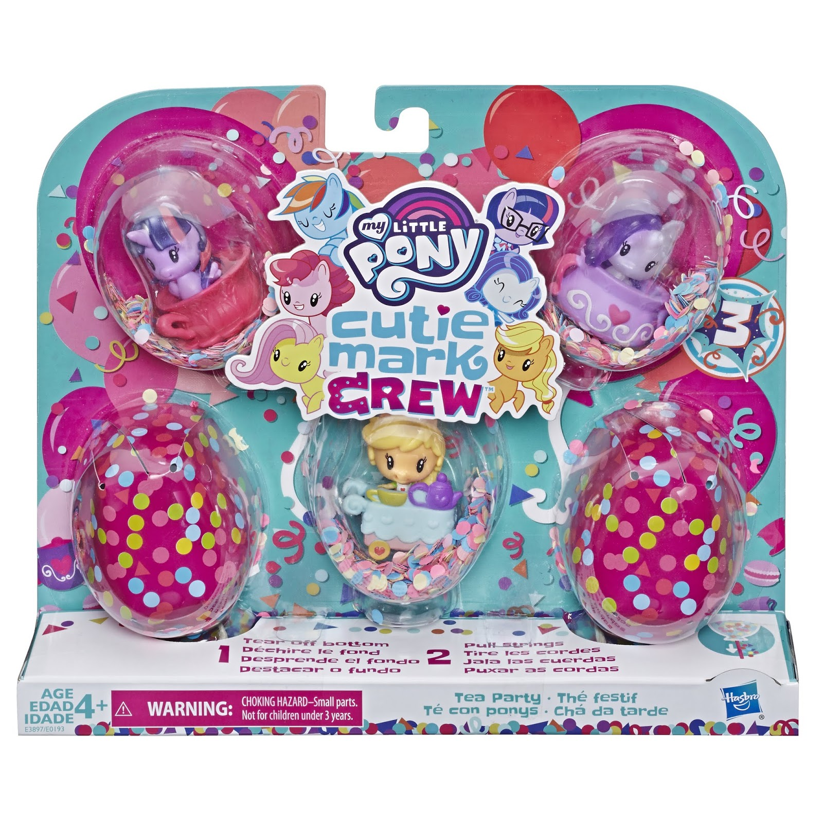 218b2dbfd39 Vietnamese Website Lists Series 3 Cutie Mark Crew 5-Packs