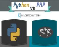 PHP v/s Python