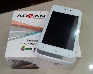 Hard Reset Advan S3 Lite